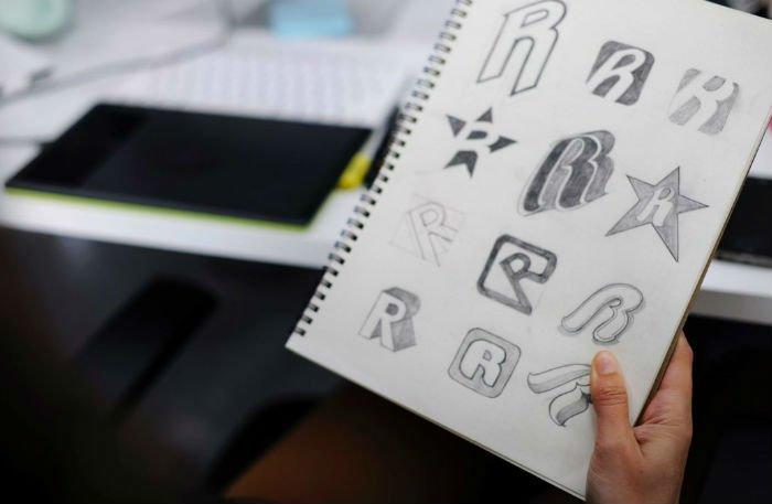 cómo crear un logo dental