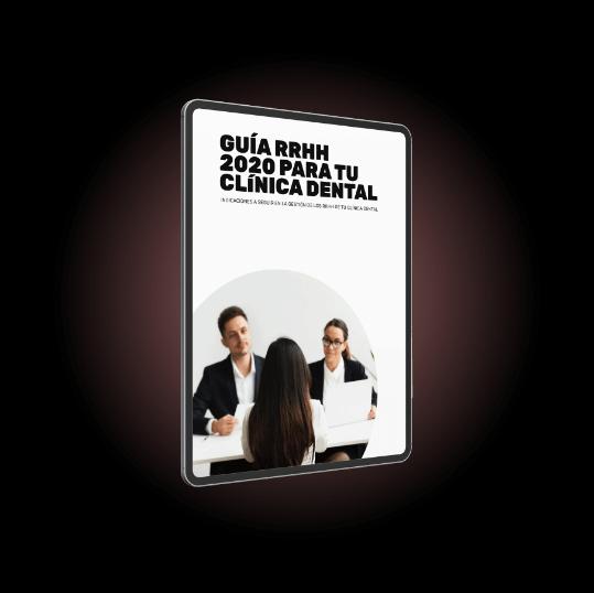 Guía sobre recursos humanos en clínicas dentales