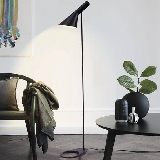 Lámpara AJ. Diseño de salas de espera en clínicas