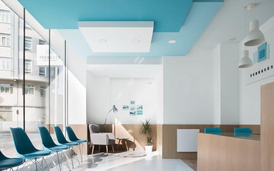 5 muebles de diseño para clínicas dentales