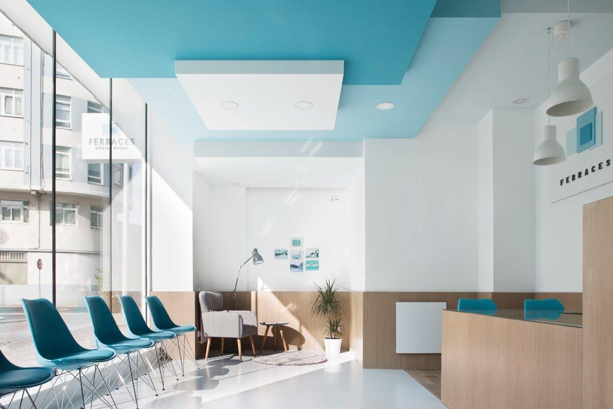 Muebles de diseño para clínicas dentales