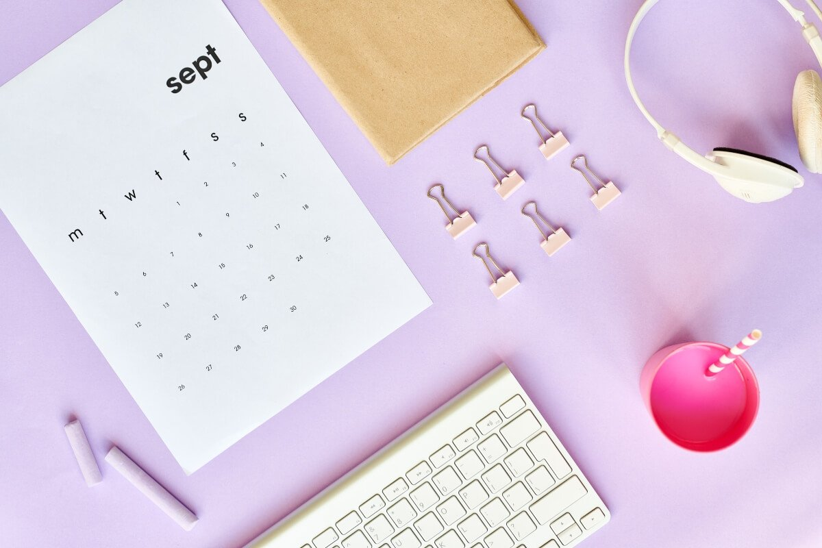 Planificar calendario de redes sociales en clinica dental