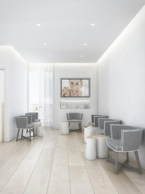 Interiorismo para clínicas dentales: salas de espera modulares